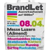 BrandLet Frühjahr 2017